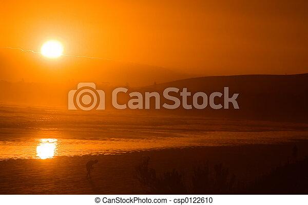 El sol brilla - csp0122610