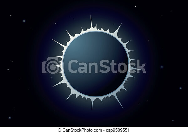 sol, eclipse - csp9509551
