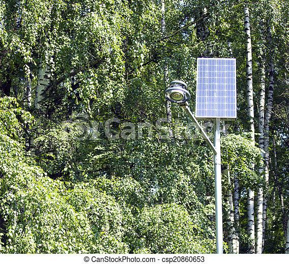 Solar battery - csp20860653