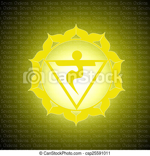 solar chakra - csp25591011