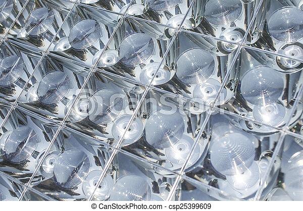 Solar energy collector plates - csp25399609