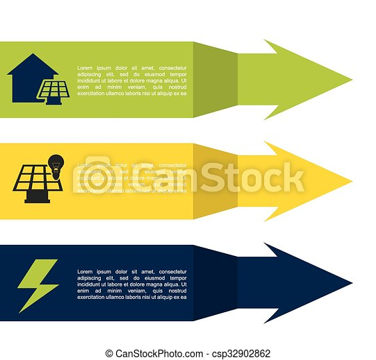 solar energy design vector illustration eps10 graphic clip art rh canstockphoto co uk solar energy clipart images renewable energy clipart