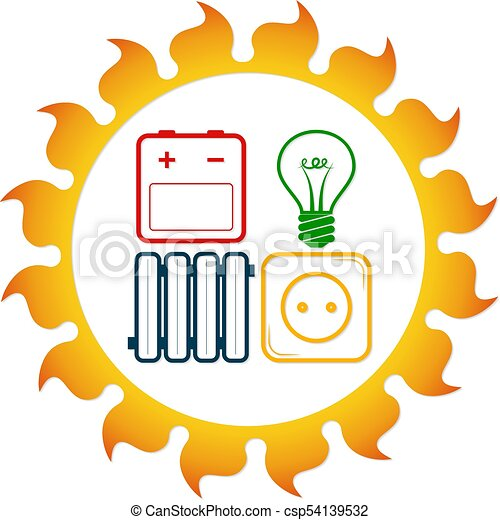 Solar energy for homes. Electricity for home from the energy of the sun.