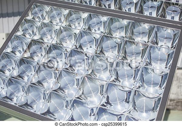 Solar energy plates - csp25399615