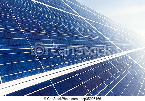 Solar energy power - csp35096166