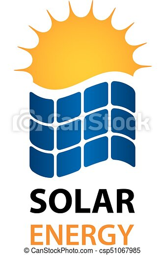 solar energy symbol illustration for the web rh canstockphoto com solar energy clipart renewable energy clipart