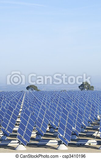 solar field - csp3410196