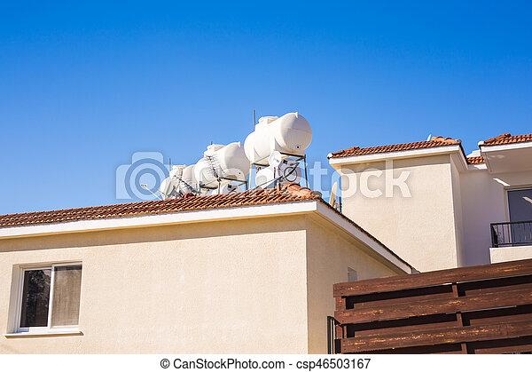 Solar heater for green energy - csp46503167