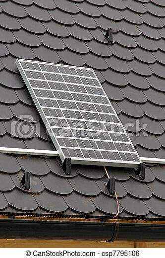 Solar home - csp7795106