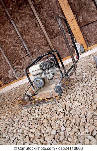 La construcción - csp24118668