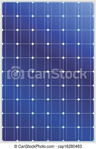 Solar panel - csp16280483