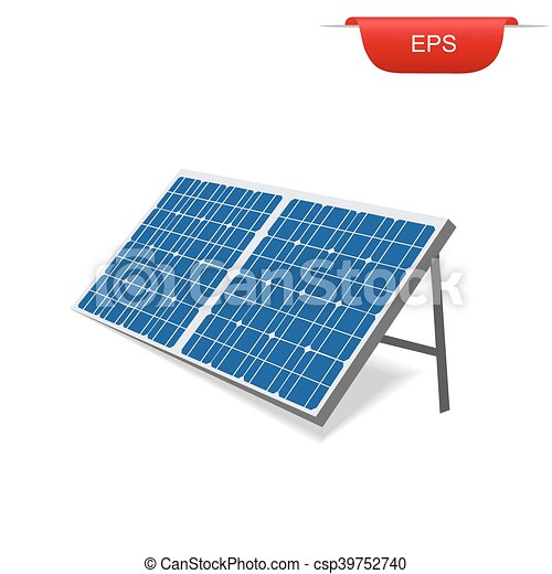 solar panel, renewable energy - csp39752740