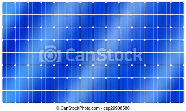 Solar panel - csp29908586