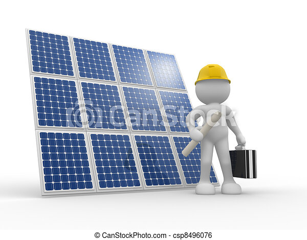 Solar panel - csp8496076