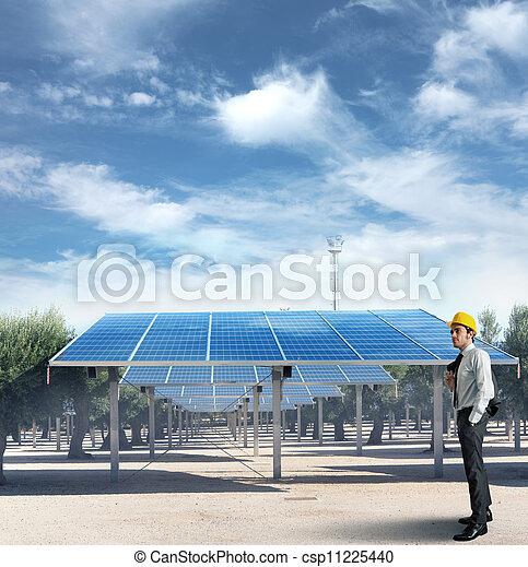 Solar panel - csp11225440