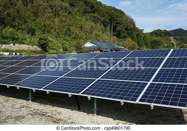 Solar panel - csp49601790