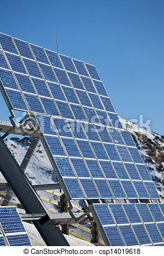 Solar panels - csp14019618