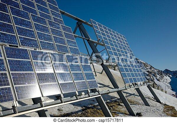 Solar panels - csp15717811