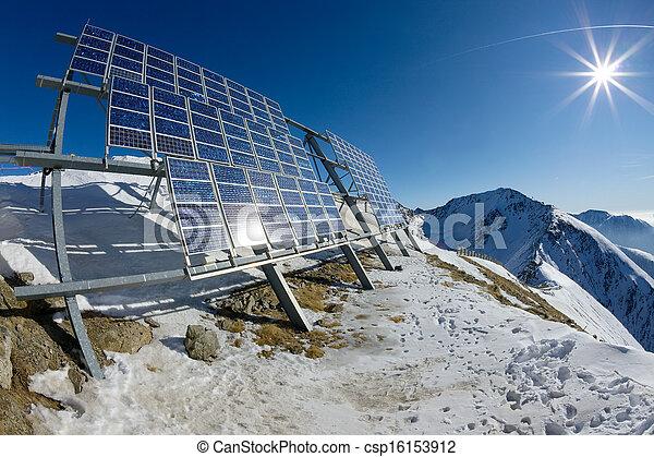 Solar panels - csp16153912