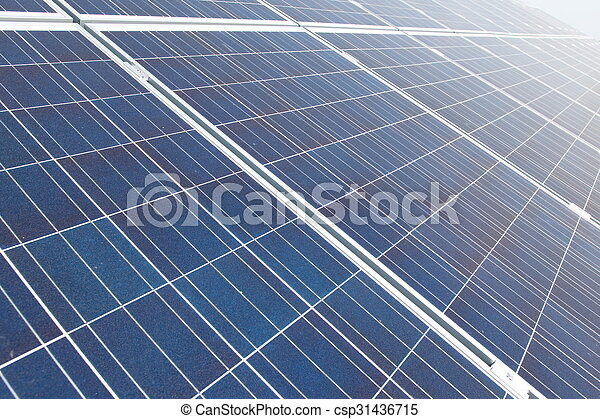 Solar panels - csp31436715