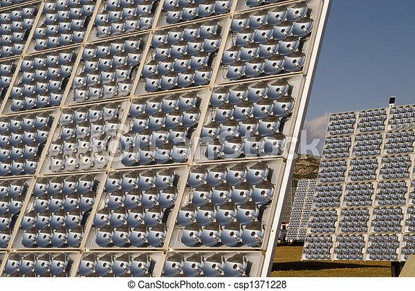 solar panels - csp1371228