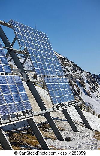 Solar Panels - csp14285059