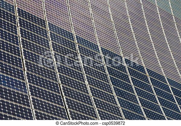 Solar panels - csp0539872