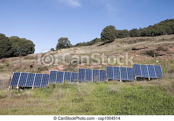 Solar panels - csp1004514
