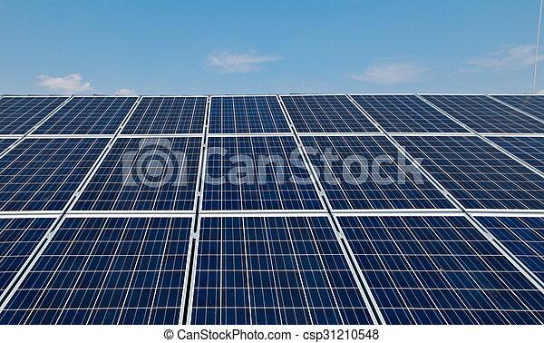 Solar panels - csp31210548