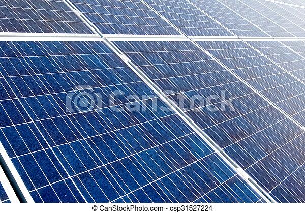 Solar panels - csp31527224