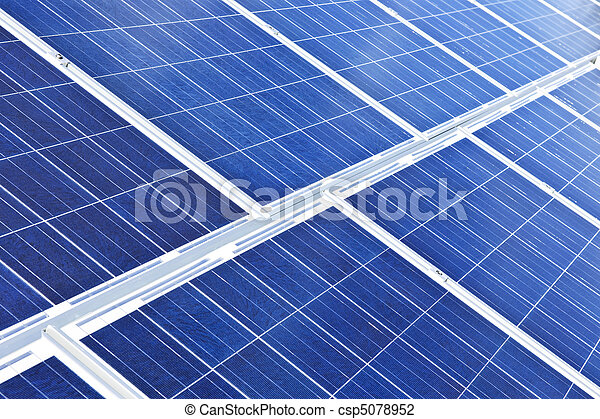 Solar panels - csp5078952