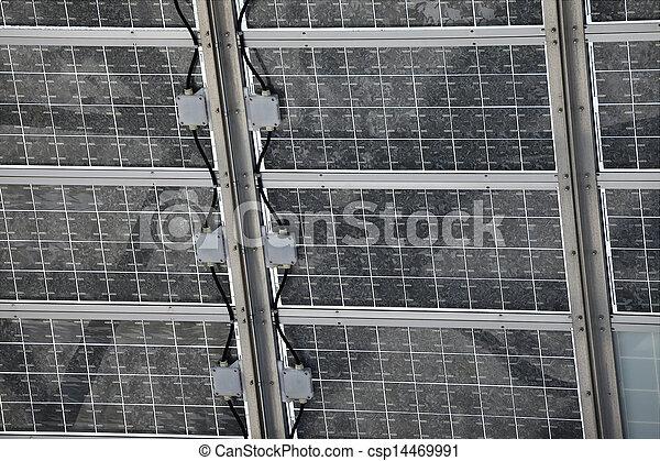 Solar panels - csp14469991
