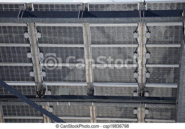Solar panels - csp19836798