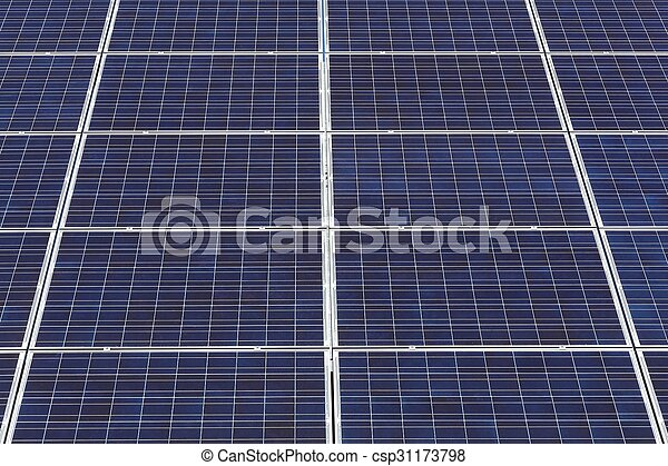 Solar panels  - csp31173798