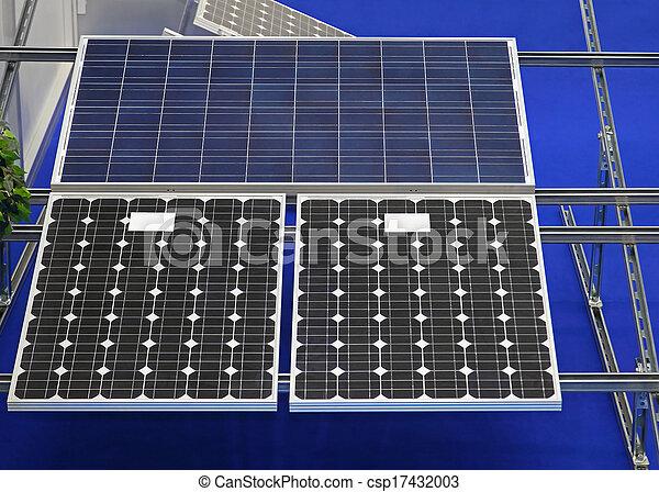 Solar panels - csp17432003