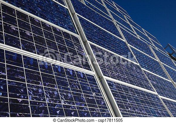 Solar panels - csp17811505