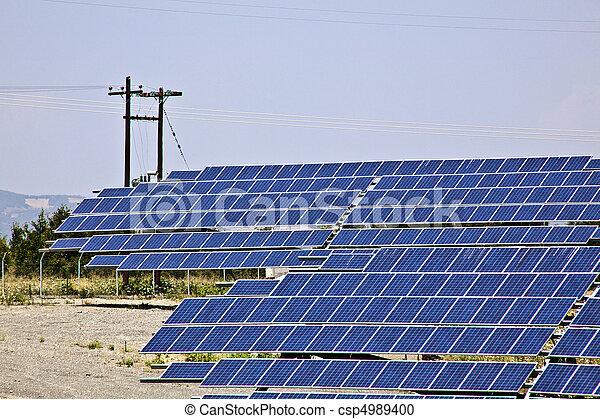 Solar panels - csp4989400