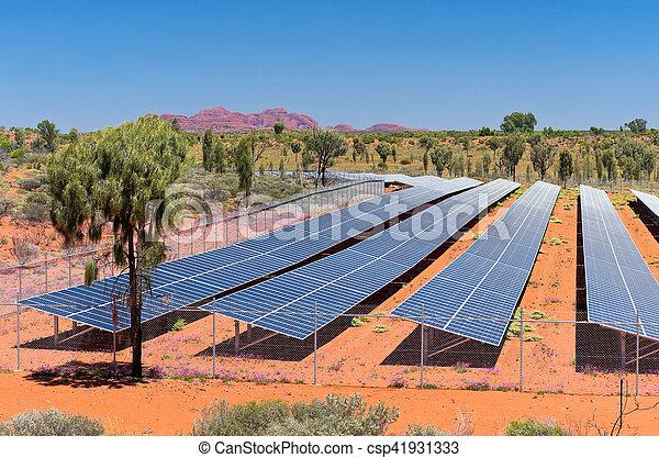 Solar Photovoltaic Energy in Australia - csp41931333