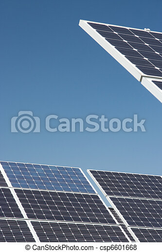 Solar power station - csp6601668