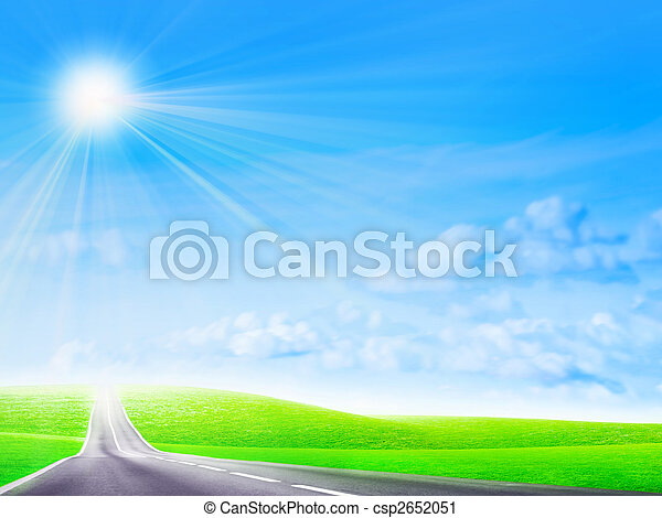 solar route - csp2652051