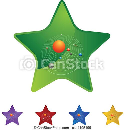 Solar System - csp4195199