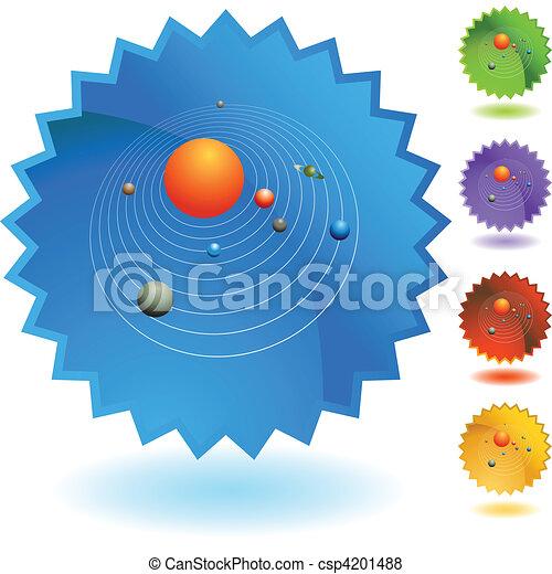 Solar System - csp4201488
