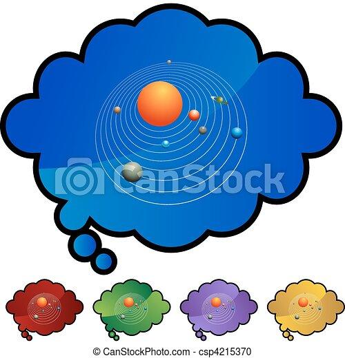 Solar System - csp4215370