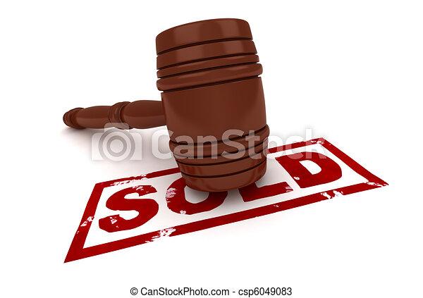 Sold - csp6049083