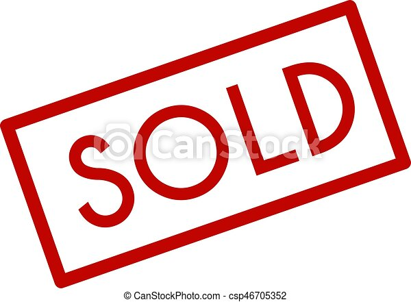 sold out icon on white background flat style clipart vector rh canstockphoto com sold sign clip art free sold sign clip art free