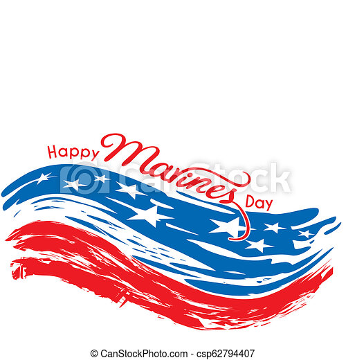soldats marine, anniversaire, heureux - csp62794407