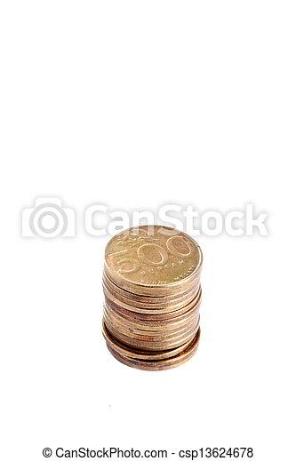 soldi, indonesiano, moneta, -, rupiah - csp13624678