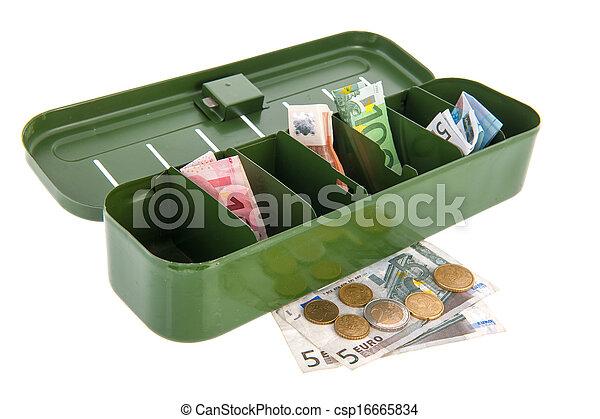 soldi, smistamento - csp16665834