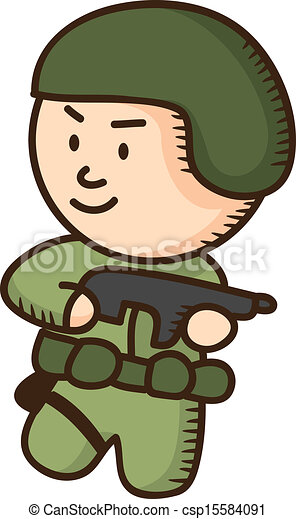 soldier holding gun eps vectors search clip art illustration rh canstockphoto com soldier clip art in black soldier clipart png