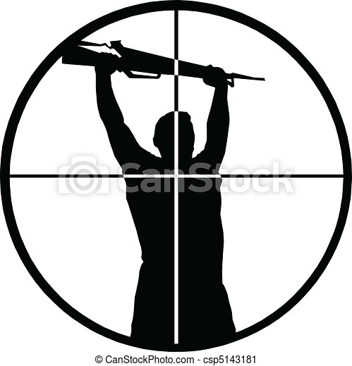 Arrow on target heart bullseye illustration arrow on vector soldier on target illustration thecheapjerseys Choice Image